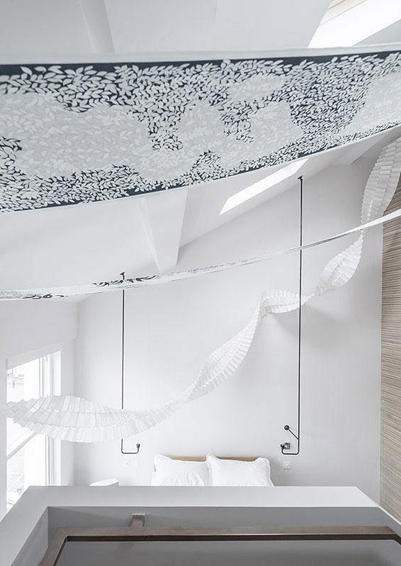 Experimental Textile House