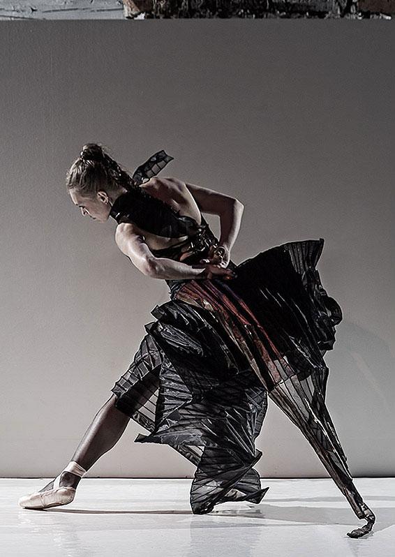Fallen Dance Costume